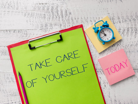 Brain Food... The 4 Principles of Self-Care Can Change Your Life