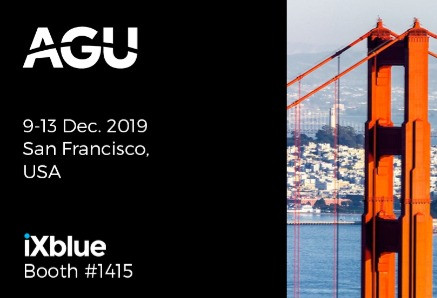 AGU Fall Meeting - San Francisco, 2019