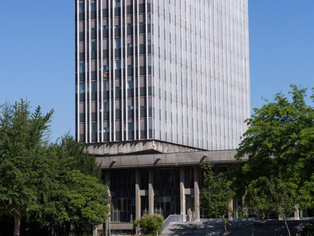 Building Monitoring Grenoble, France  2020
