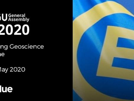 EGU 2020, Vienna