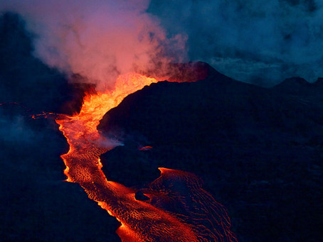 Kīlauea volcano, Hawaii| February, 2020