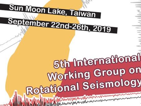 5th IWGoRS Meeting - Taiwan, 2019