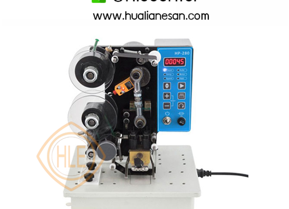 HL40 - เครื่องพิมพ์วันที่ HP-280