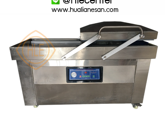 NB07 - Swing cover vacuum sealer model DZ-600 / 2SB