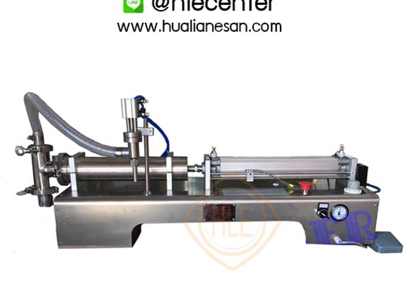 DY76 - 1 Head Liquid Filling Machine 100-1000 ml, Tube type GC-A