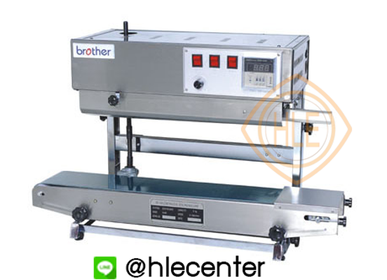 BT17 - Vertical Continuous Band Sealer, model SF-150LW