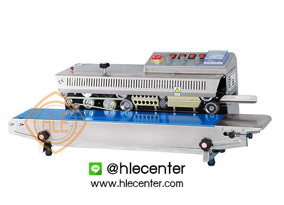 HL04 - HORIZONTAL BELT SEALER DATE PRINT FRBM-810I