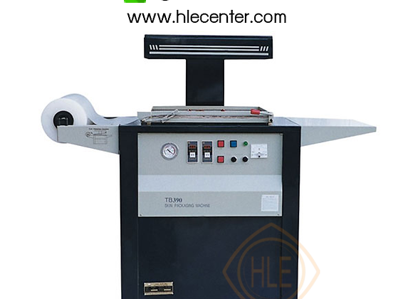 HL18 - Screen Pack Machine Model TB-390