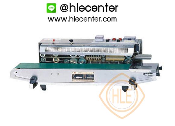 BT19 - Horizontal Belt Sealer, model FRD-1000W