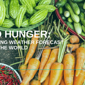 ZERO HUNGER: Harnessing Weather Forecast to Feed the World