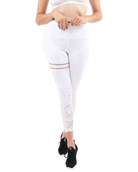 Booji Pescara Legging in White Quartz