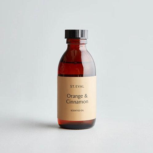 Orange & Cinnamon Reed Diffuser Oil