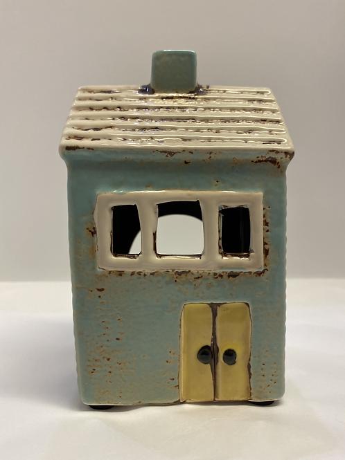 Small Single House Tealight Holder