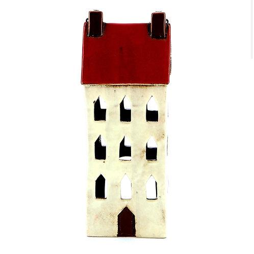 Large House Lantern (Red)