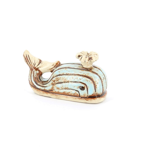 Small Whale Ornament