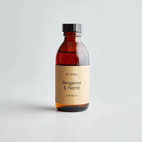 Bergamot & Nettle Reed Diffuser Oil