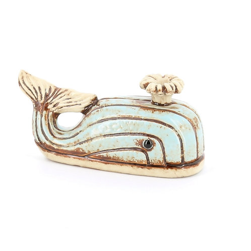 Medium Whale Ornament
