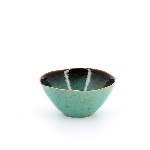 Aqua Medium Bowl