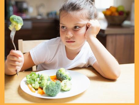 Como lidar com a seletividade alimentar?