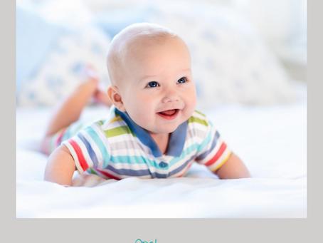 Aprendendo a estimular o bebê - de 0 a 3 meses
