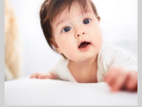 Aprendendo a estimular o bebê - de 4 a 6 meses