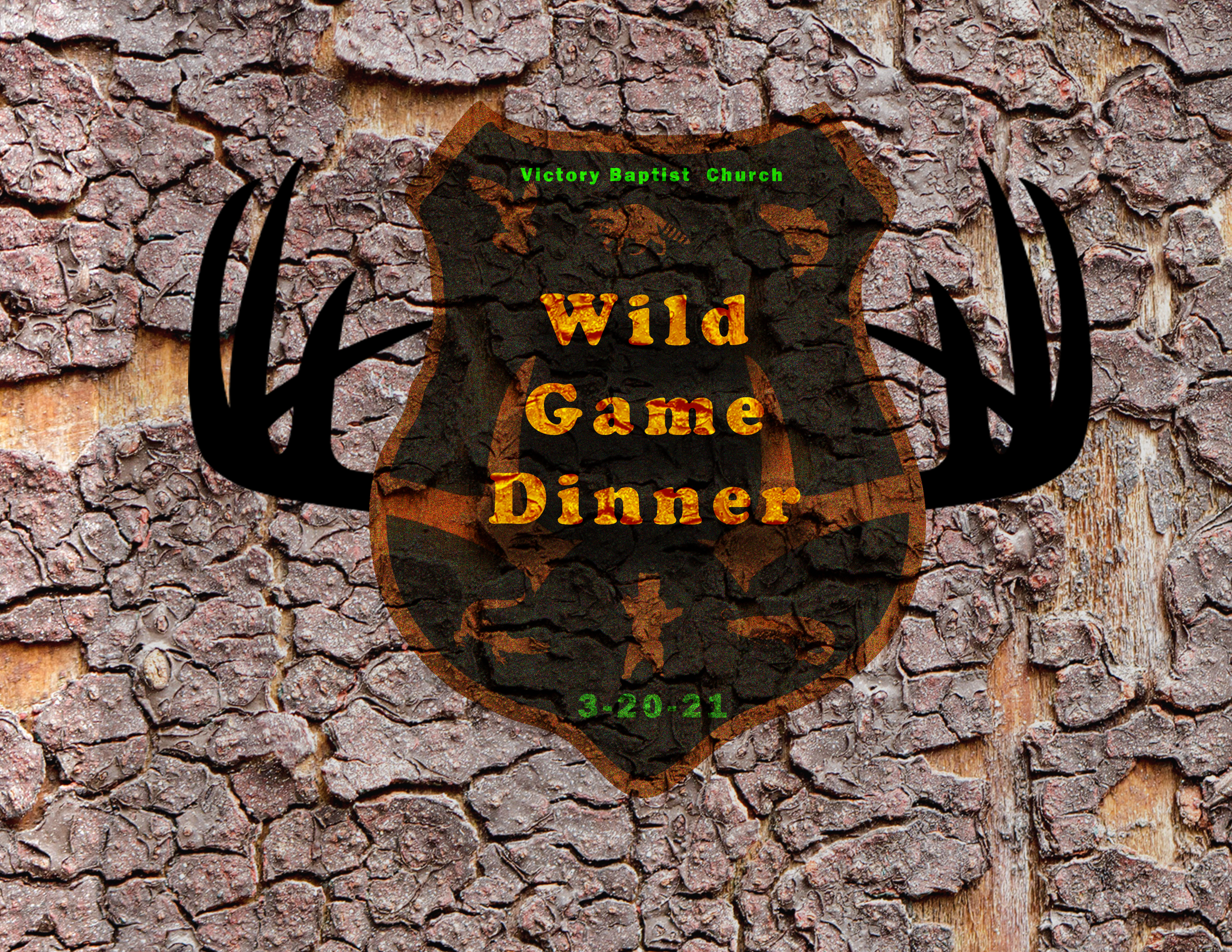 Wild Game Dinner 2021 Picture