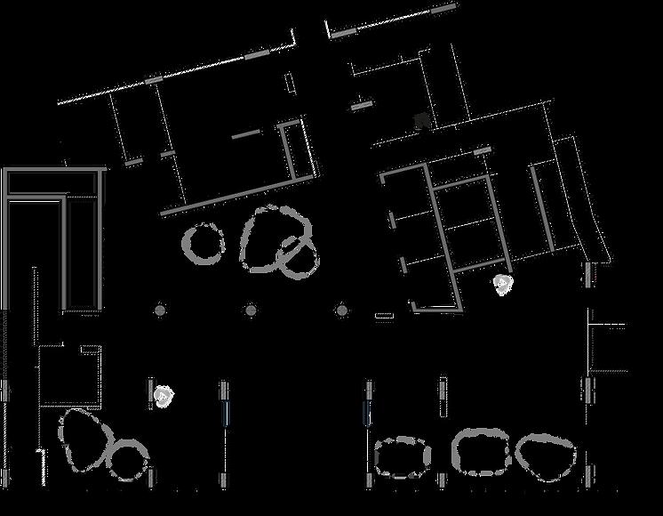 Radisson Blu Hotel Lobby layout
