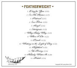 Tall County, Featherweight