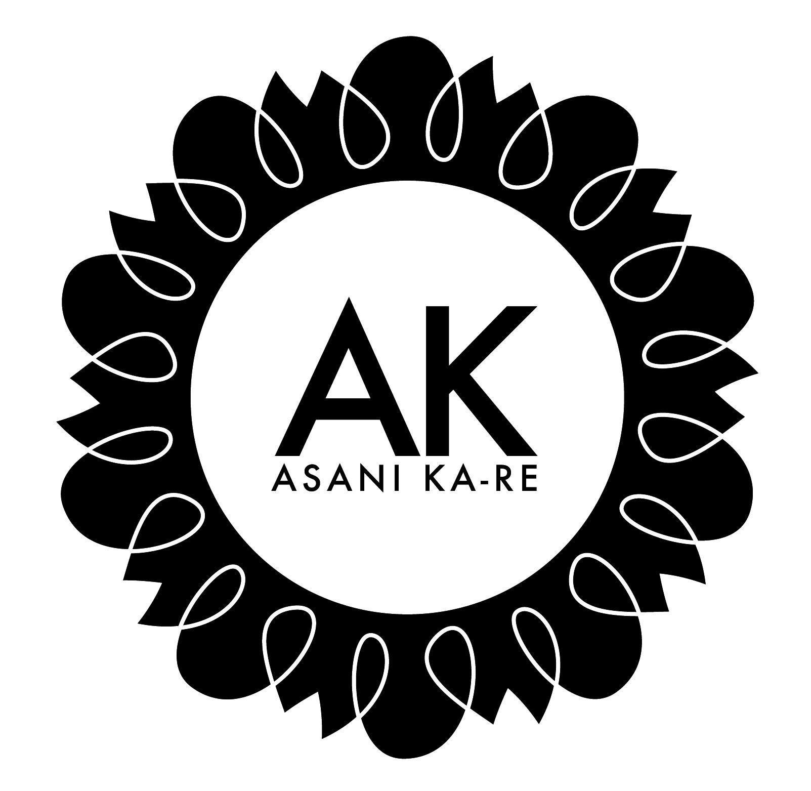 asani ka're_logo_BW-05