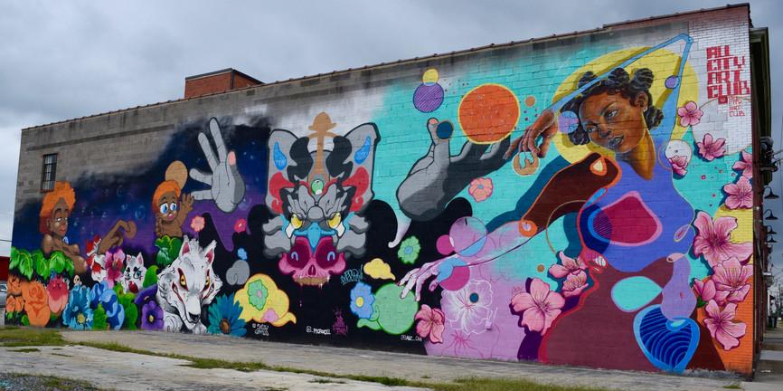 All City Art Club