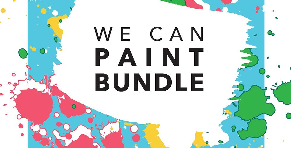WE CAN PAINT Bundle