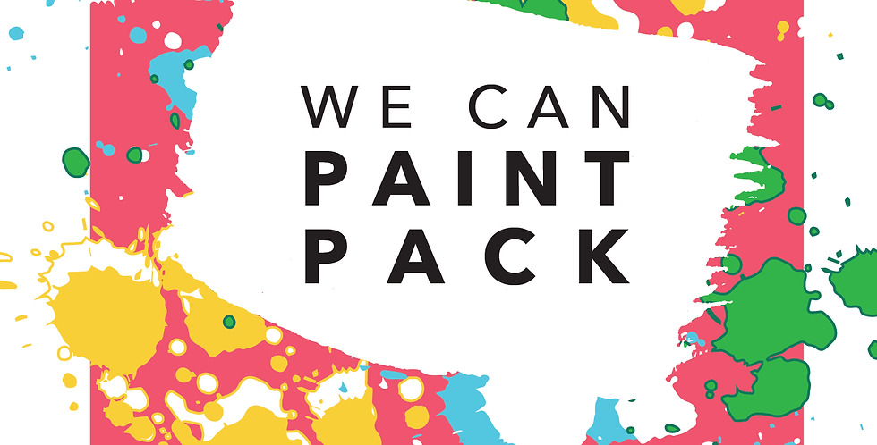 WE CAN PAINT Pack