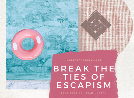Break Ties with Distracting Escapes (Repost)