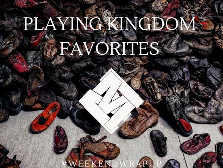 Playing Kingdom Favorites