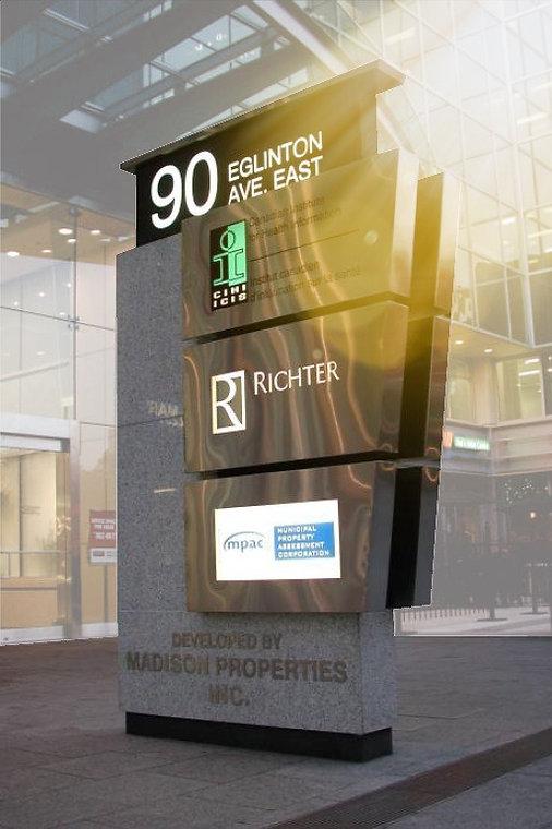 Architectural - 90 Eglinton Ave. E, Toronto Ontario, Canada