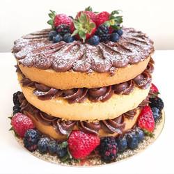 Naked Cake Tradicional