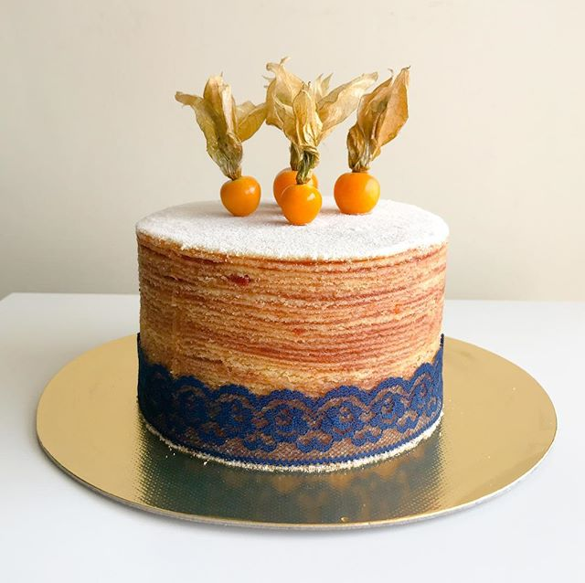 Naked Cake Bolo de  Rolo
