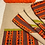 Thumbnail: Set of 5 piece . Handcrafted cushion cover & table runner .