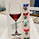 Thumbnail: Wine Glass Charms Set of 6