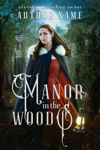 Manor in the Woods Premade