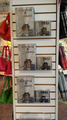 Gertrude & Grace on book stores