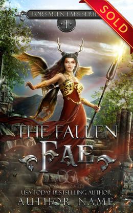 The Fallen Fae Premade - SOLD
