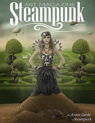 Steampunk Art Magazine