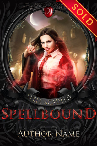 Spell Academy Trilogy 2 - SOLD