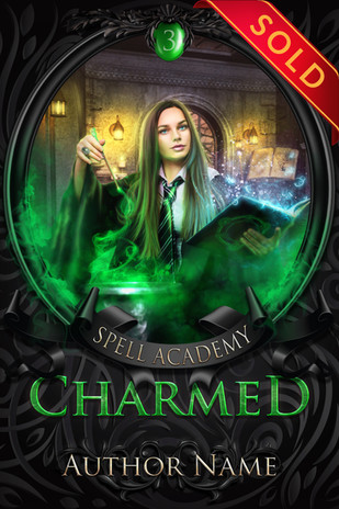 Spell Academy Trilogy 3 - SOLD
