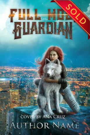 Full Moon Guardian - SOLD