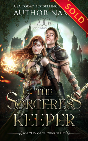 The Sorceress Keeper Premade - SOLD