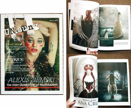 UN.sung Magazine