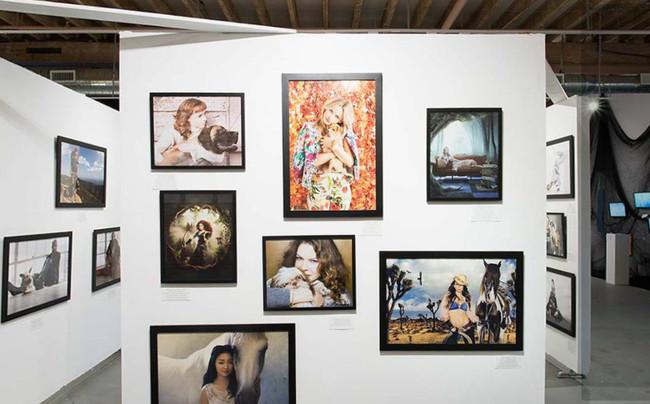 Fashion Tails Art Show