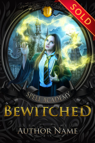 Spell Academy Trilogy 1 - SOLD